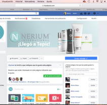 Nerium Tepic. A Social Media project by Mario Rojas - 25-10-2017