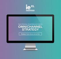 Curso Omnichannel Strategy. Um projeto de Educação, Design gráfico e Diseño de iconos de Ainara García Miguel - 26-10-2017