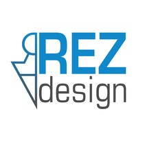 Logotipo para la marca personal REZdesign. A Design, Br, ing, Identit, Graphic Design, and Naming project by Raúl H.R.         - 12.10.2017