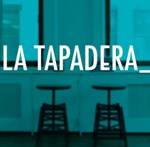 La Tapadera. A Art Direction project by Franxu Delgado García         - 01.11.2017