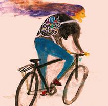 La ciudad ligera. Un proyecto de Ilustración de Fernando Vazquez         - 15.08.2017