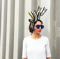 ROY LOVE colección de complementos inspirados en la obra de Roy Lichtenstein. Un proyecto de Moda de Gabriel Perez Alonso         - 01.07.2016