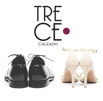 TRECE CALZADO. A Design, and Graphic Design project by Ingrid Carvajal Rivero         - 04.05.2017