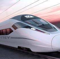Nombrando un tren de alta de velocidad en España para Virgin. Un proyecto de Naming de Alex Zorita         - 28.11.2017