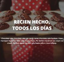 Introducción al Desarrollo Web Responsive con HTML y CSS - Café Oslo. A Graphic Design, and Web Design project by Carlos Vicente Punter - 27-11-2017