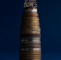 War is Good Business. Un proyecto de Fotografía, Dirección de arte y Tipografía de Daniel Uria         - 01.12.2017