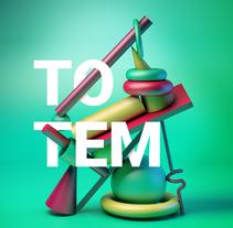 Mi Proyecto del curso: Introducción exprés al 3D: de cero a render con Cinema 4D. Um projeto de Design de AnaLuis         - 06.12.2017