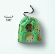 Diseños de estampados. Un proyecto de Diseño de Africa Pando Acedo         - 27.12.2017