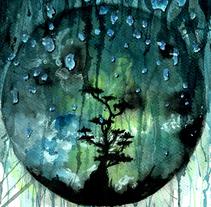 EL ÁRBOL PERDIDO. Um projeto de Design, Ilustração, Artesanato, Artes plásticas e Pintura de Lisbet Arce Atauje         - 29.12.2017