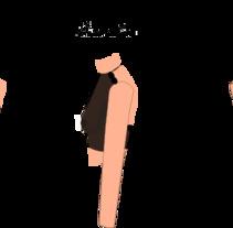 Diseño de blusa. Un proyecto de Diseño de vestuario de Susana Cao  - 30-06-2017