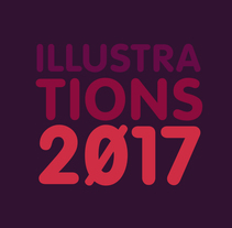Ilustraciones 2017. A Illustration, and Vector illustration project by Benito Ruiz García - 01-01-2018