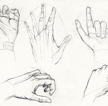 Ilustración de anatomía. Un proyecto de Ilustración de Jose Blasco Pitarch         - 13.01.2018