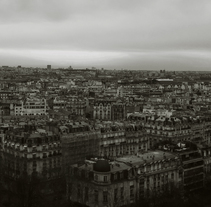 Paris. A Photograph project by Maria Hibou - 21-01-2018