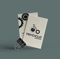 Tryciclo Advisors Rebranding and merchandising. A Br, ing, Identit, and Graphic Design project by Raquel Páramo  - 23-01-2018