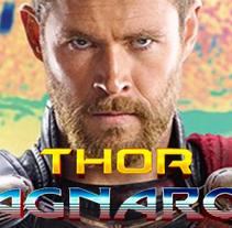 Thor: Ragnarok. Um projeto de VFX de Francesc Macià         - 27.10.2017