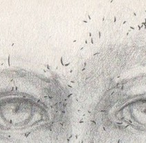 El recuerdo del rostro que un día amé. Un proyecto de Ilustración y Bellas Artes de Mireya Quesada         - 08.02.2018