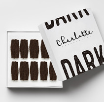 Charlotte Chocolatier Branding & Packaging. A Art Direction, Br, ing, Identit, and Packaging project by Fernando Ambordt         - 16.02.2018