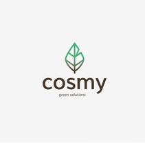 Cosmy. Um projeto de Br e ing e Identidade de DIL SE Estudio Creativo         - 16.02.2018