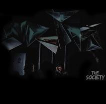 Videomapping at The Society, Sala Instinto, Barcelona. Un proyecto de Instalaciones y Vídeo de Joan Martínez Gaixa         - 22.02.2018