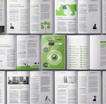Agencia SilviaAlbertInCompany_2018. Un proyecto de Diseño gráfico, Diseño Web e Infografía de Pedro Pareja Cuevas         - 22.02.2018