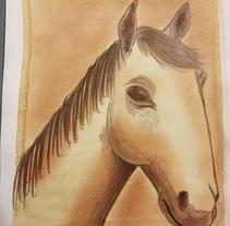 Dibujos en escuela. A Fine Art project by islomar         - 08.03.2018