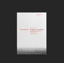 El signe a la natura. A Editorial Design, and Graphic Design project by Jordi Jiménez Mateo         - 03.03.2018