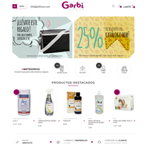 Garbistore. A Web Development project by Cristina Moreno         - 26.06.2017