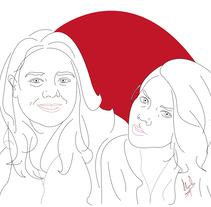 Encargo personalizado. Um projeto de Ilustração, Artes plásticas e Ilustración vectorial de Alejandra Pérez Pire         - 05.01.2018