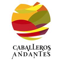 Identidad corporativa: Caballeros Andantes. Um projeto de Br e ing e Identidade de Agustín Chamero Espinosa         - 14.12.2017