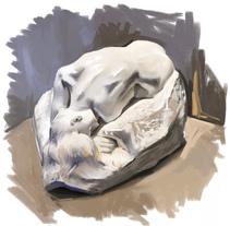 RODINISH II. Um projeto de Ilustração, Artes plásticas e Pintura de Carlos Miralles         - 20.03.2018