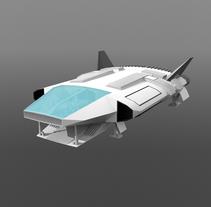 Space Shuttle. Um projeto de 3D de Juan Pérez Soler         - 28.03.2018