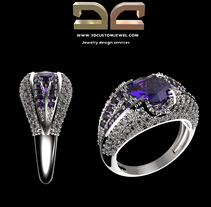 Ring33. A Jewelr, and Design project by Diego Aramburu         - 29.03.2018