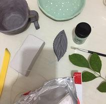 Mi Proyecto del curso: Cerámica creativa: da forma a tus ideas con una técnica artesanal. Un proyecto de Bellas Artes de Edith Solis         - 01.04.2018