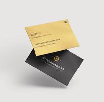 Gobernadora. Un proyecto de Diseño, Br, ing e Identidad y Diseño gráfico de Montse Cordova         - 04.04.2018