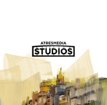 Intro Studios. Um projeto de Design, Motion Graphics, Cinema, Vídeo e TV e Animação de vritis de la huerta         - 05.04.2018