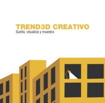 Dossier Trend3D Creativo. Um projeto de 3D e Design gráfico de Catuxa Barreiro         - 08.04.2018