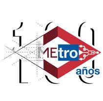 Mi propuesta para el Logo de Metro de Madrid del centenario. A Illustration, and Graphic Design project by Rubén Huéscar Santos         - 27.01.2018