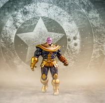 Thanos. Um projeto de Fotografia de David Fuentes         - 21.04.2018